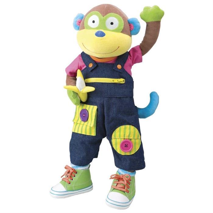 Alex Maymunu Giydir ve Öğren
