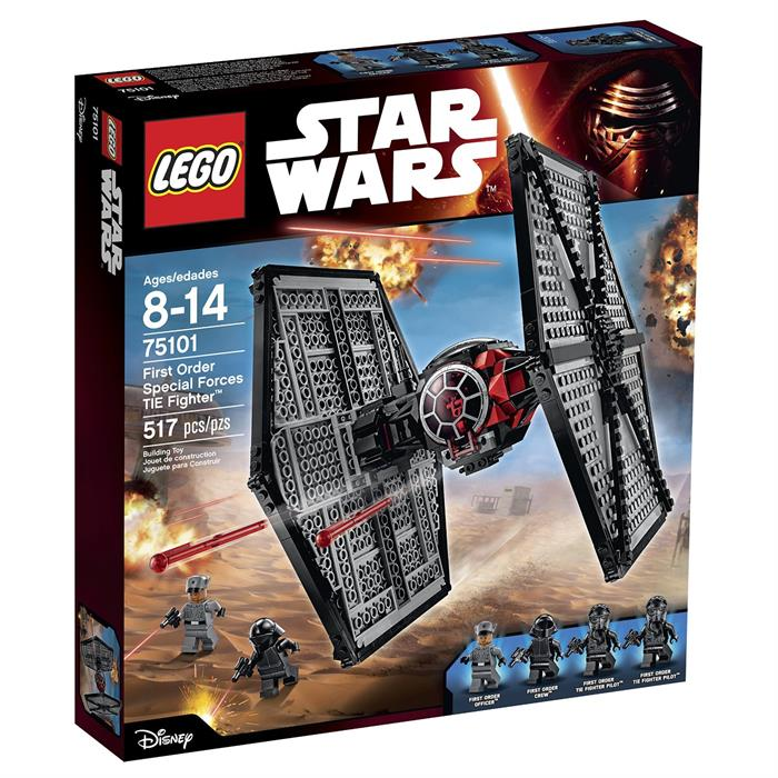 Lego Star Wars First Order Special Forces
