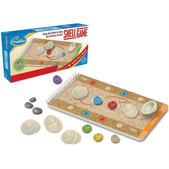 ThinkFun Deniz Kabukları (Shell Game)