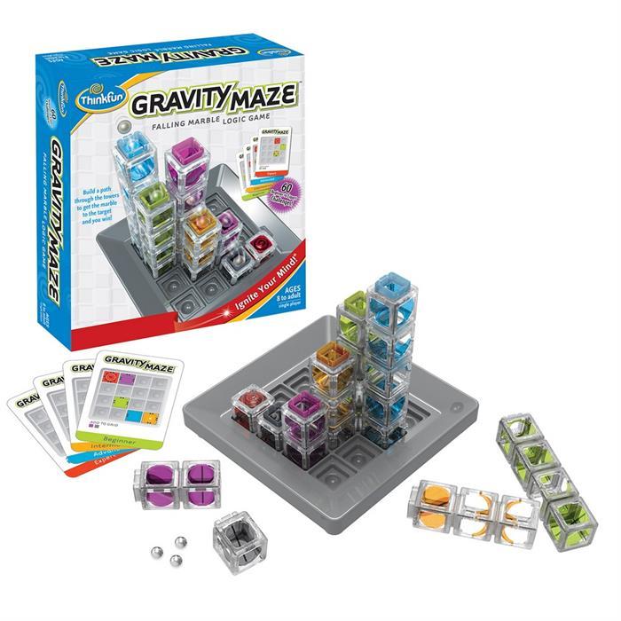 ThinkFun Yer Çekimi (Gravity Maze)