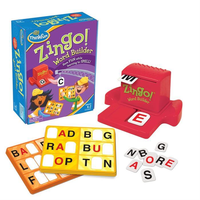 ThinkFun Zingo! Kelime Üretme (Zingo! Word Builder)