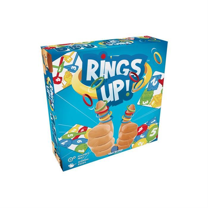 Blue Orange Halkalar Yukarı (Rings Up)