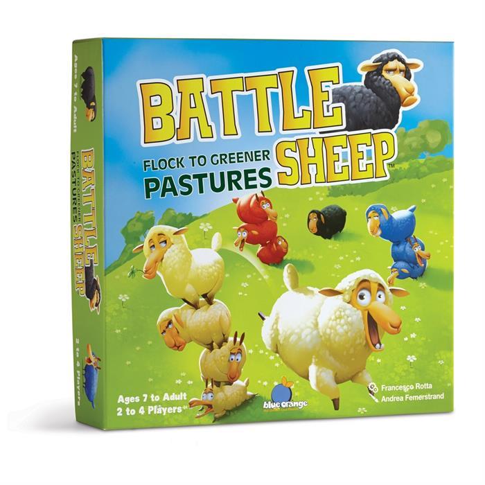 Blue Orange Koyunların Yarışı (Battle Sheep)