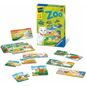 Ravensburger Logo Oyunları - Zoo