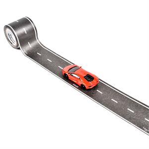 PlayTape Klasik Yol Serisi 15ft x 2inç - Siyah