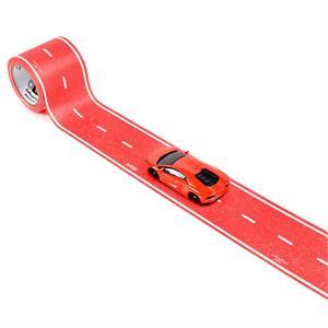 PlayTape Klasik Yol Serisi 15ft x 2inç - Kırmızı
