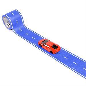 PlayTape Klasik Yol Serisi 30ft x 2inç - Mavi