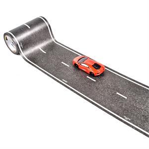 PlayTape Klasik Yol Serisi 30ft x 4inç - Siyah