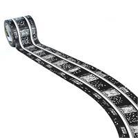PlayTape Klasik Demiryolu Serisi Geniş Viraj 2inç - Siyah