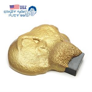 Crazy Aaron's Thinking Putty Gold Rush (Altın Sarı) + Mıknatıs Hediyeli