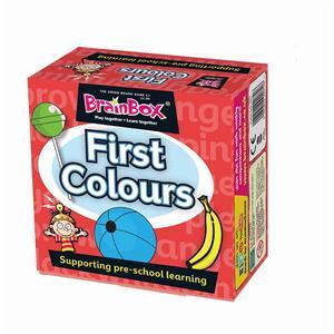 BrainBox İlk Renklerim (First Colours) (İngilizce)