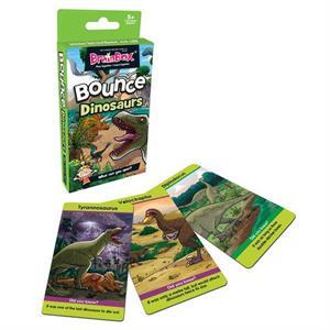 BrainBox Seksek Dinozorlar (Bounce Dinaousers) (İngilizce)
