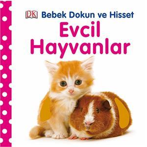 Bebek Dokun ve Hisset - Evcil Hayvanlar