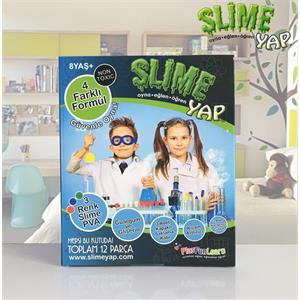 Play Fun Learn SlimeYap