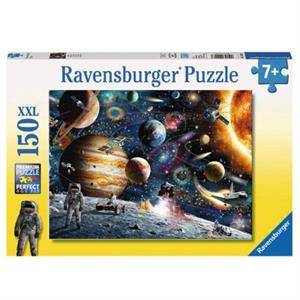 Ravensburger Uzay - Süper 150 Parçalı