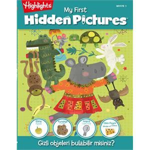 My First Hidden Pictures 4'lü Set
