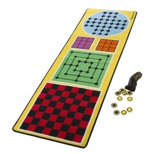 Melissa and Doug Oyun Halı Seti - 4 x Oyun