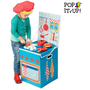 Pop It Up Mutfak Oyuncak Saklama Kutusu