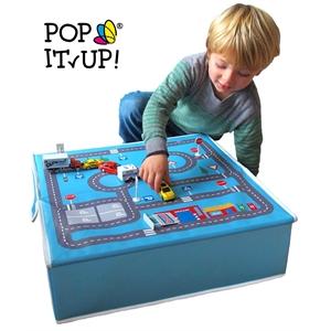 Pop It Up Garaj Seti Oyuncak Saklama Kutusu