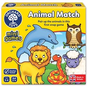 Orchard Animal Match (Sevimli Hayvanlar)