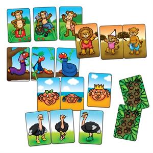 Orchard Animal Families (Sevimli Hayvan Aileleri Birleştirme)