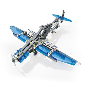 Clementoni Mekanik Laboratuvarı - Uçaklar & Helikopterler