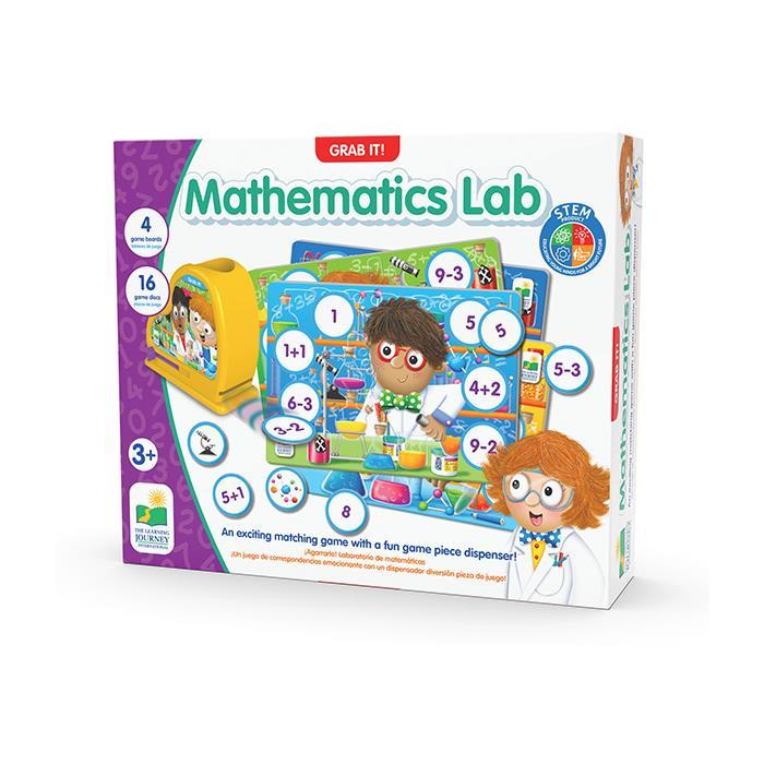 The Learning Journey Matematik Laboratuvarı