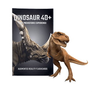 Octagon Studio Dinosaur 4D+