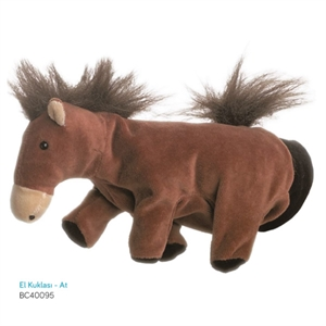 Beleduc El Kuklası - At