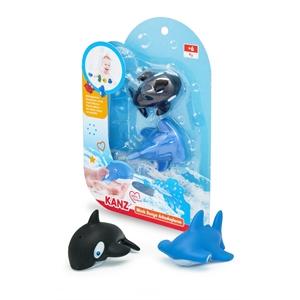 Kanz Minik Banyo Arkadaşlarım Orka - Köpekbalığı