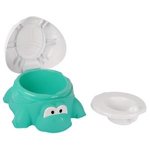 Kanz Turtlee Potty - Yeşil