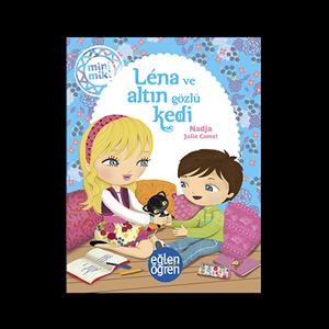 Eğlen Öğren Lena ve Altın Gözlü Kedi