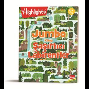 Jumbo Kitap Şaşırtıcı Labirentler