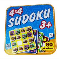4X4 Sudoku - 1
