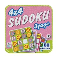 4X4 Sudoku - 2