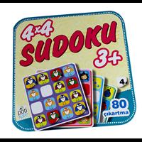 4X4 Sudoku - 4