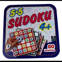 5X5 Sudoku - 7