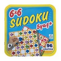 6X6 Sudoku - 9