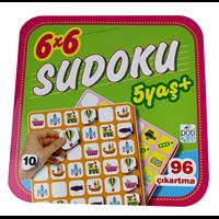 6X6 Sudoku - 10