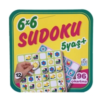 6X6 Sudoku - 12
