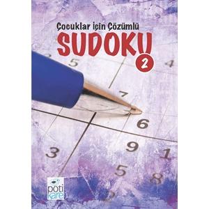 Çocuklar İçin Çözümlü Sudoku - 2