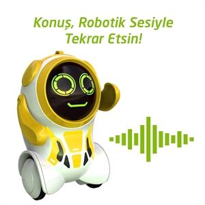 Silverlit Pokibot 88042 Robot Sarı