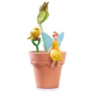 My Fairy Garden Mini Peri Saksısı Sarı