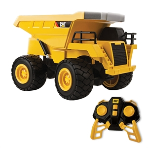 CAT Dump Truck Uzaktan Kumandalı İş Makinası