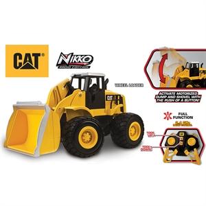 CAT Wheel Loader Uzaktan Kumandalı İş Makinası