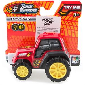 Road Rippers Sesli ve Işıklı Oyuncak Traktör Kırmızı