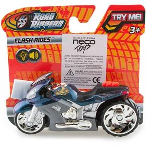 Road Rippers Sesli ve Işıklı Mini Motorsiklet