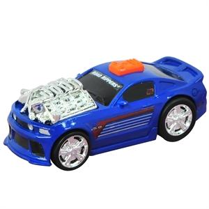 Road Rippers Sesli ve Işıklı Mini Ford Mustang