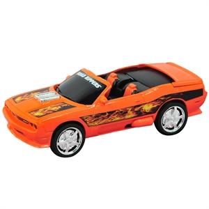 Road Rippers Açılır Tavan Sesli Işıklı Mini Araba Dodge Challanger