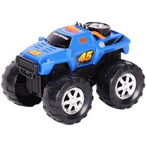 Road Rippers Mini Roadster Rides Sesli Arazi Aracı 10 cm Mavi